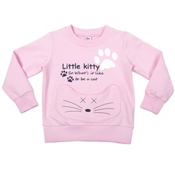 "Джемпер ""Little Kitty"" (98-116cм)"