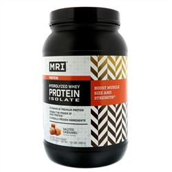MRI, Hydrolyzed Whey Protein Isolate, Salted Caramel, 1.82 lbs (825 g)