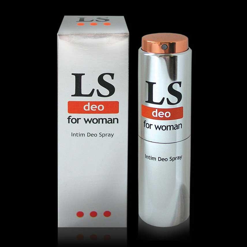 Интимный женский дезодорант