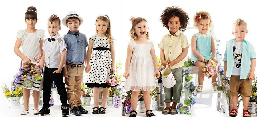 Одежда Для Детей Из Европы