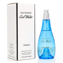 Davidoff Cool Water Woman TESTER
