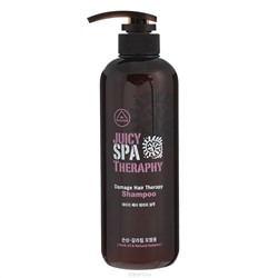 MKH ROSSOM Juicy шампунь, 550 мл Rossom Shampoo Juicy Spa Therapy 550ml